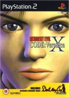 PS2 Resident Evil Code Veronica X