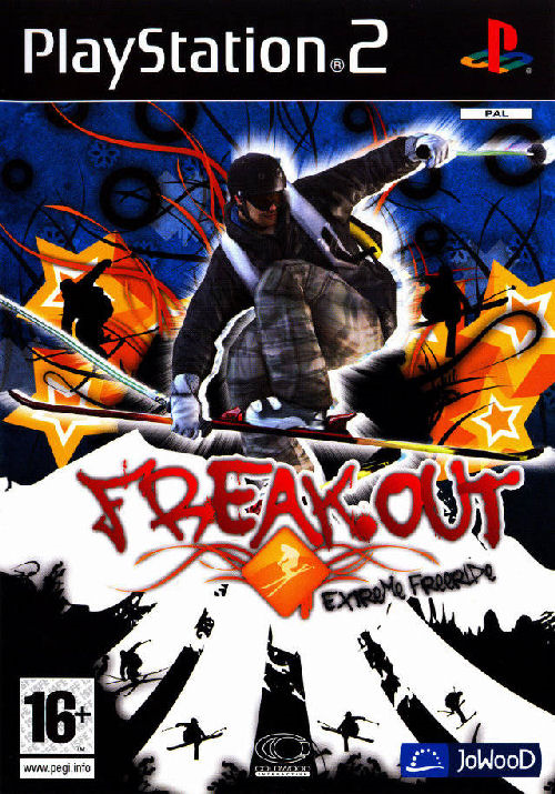 PS2 Freak Out - Extreme Freeride