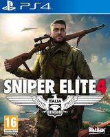 PS4 Sniper Elite 4 (nová)