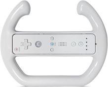 [Nintendo Wii] Volant (biely)
