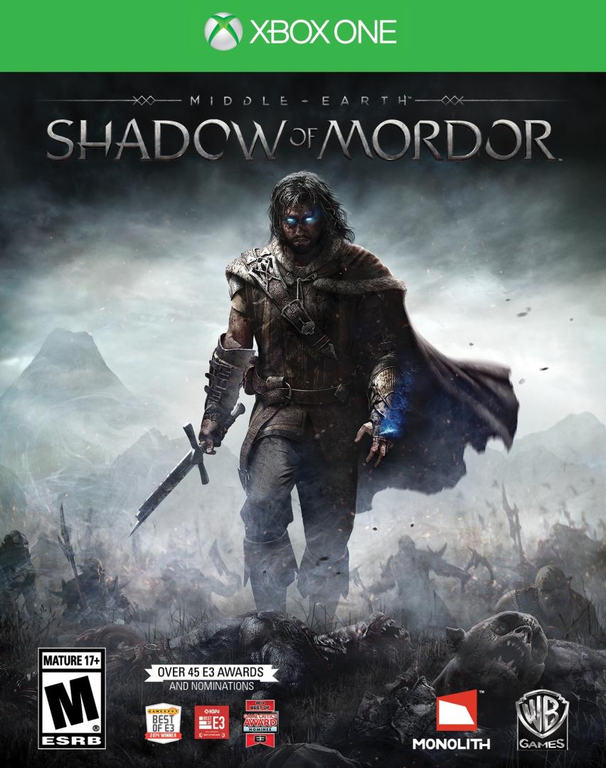 Xbox One Middle Earth Shadow Of Mordor (nová)