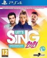 PS4 Let's Sing 2021 (nová)