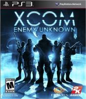 PS3 XCOM - Enemy Unknown