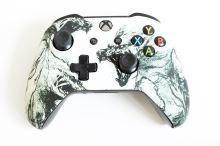 [Xbox One] S Bezdrátový Ovladač - Spirit of the Wolf (estetická vada)