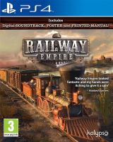 PS4 Railway Empire (nová)