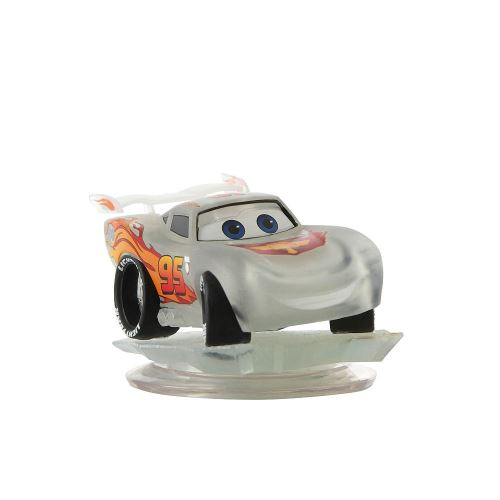 Disney Infinity Figúrka - Autá (Cars): Blesk McQueen (Crystal Lightning McQueen)