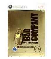 Steelbook - Xbox 360 Battlefield Bad Company (estetická vada)