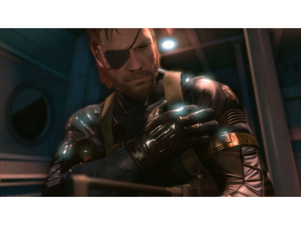 Xbox One Metal Gear Solid 5: Ground Zeroes
