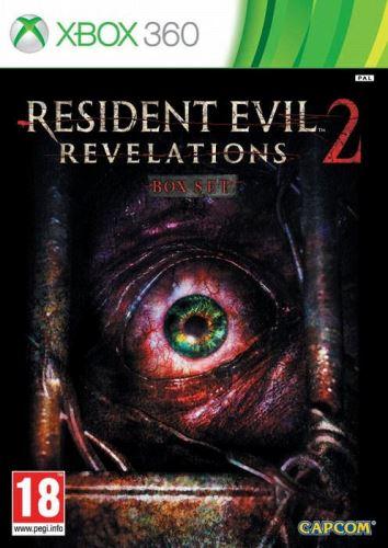 Xbox 360 Resident Evil Revelations 2