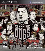 PS3 Sleeping Dogs (nová)