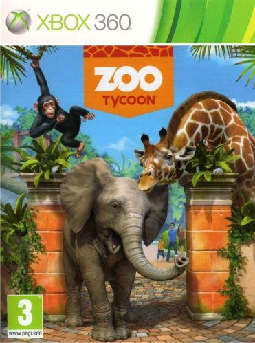 Xbox 360 Zoo Tycoon