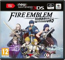 New Nintendo 3DS Fire Emblem Warriors (nová)