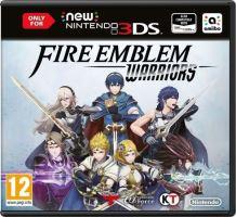 New Nintendo 3DS Fire Emblem Warriors (nová)
