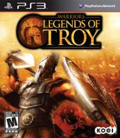 PS3 Warriors Legends Of Troy