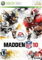 Xbox 360 Madden NFL 10 2010