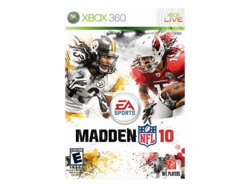 Xbox 360 Madden 10