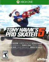Xbox One Tony Hawk's Pro Skater 5