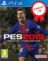 PS4 PES 19 Pro Evolution Soccer 2019 (nová)
