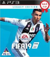PS3 FIFA 19 2019 - Legacy Edition (nová)