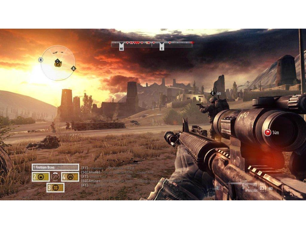Xbox 360 Operation Flashpoint Dragon Rising