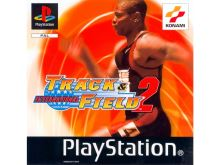 PSX PS1 International Track and Field 2