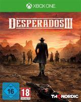 Xbox One Desperados 3 (nová)