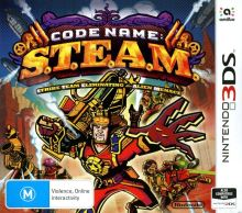 Nintendo 3DS Code Name: STEAM (nová)