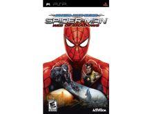 PSP Spiderman Web Of Shadows (Amazing Allies Edition)