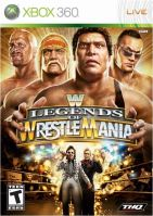 Xbox 360 WWE Legends Of Wrestlemania