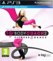 PS3 My Body Coach 2 Fitness And Dance (iba hra)
