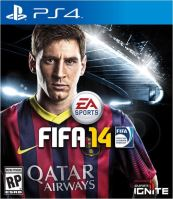 PS4 FIFA 14 2014