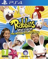 PS4 Rabbids Invasion: The Interactive TV Show (nová)