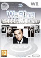 Nintendo Wii We Sing Robbie Williams