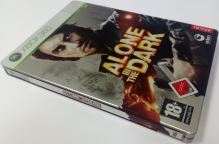 Steelbook - Xbox 360 Alone In The Dark