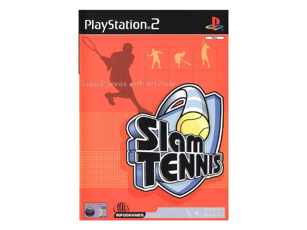 PS2 Slam Tennis