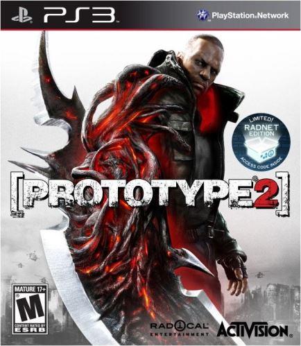 PS3 Prototype 2 (DE)