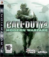 PS3 Call Of Duty 4 Modern Warfare (nová)
