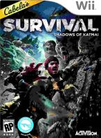 Nintendo Wii Cabelas Survival - Shadows Of Katmai