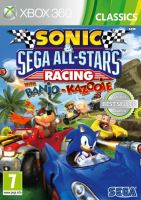 Xbox 360 Sonic And Sega All-Stars Racing Banjo-Kazooie
