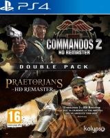 PS4 Commandos 2 & Praetorians HD (nová)