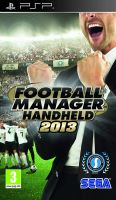 PSP Football Manager Handheld 2013