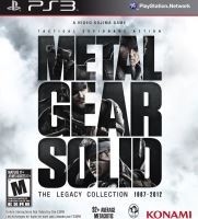 PS3 Metal Gear Solid The Legacy Collection 1987 - 2012 (nová)