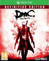 Xbox One Devil May Cry Definitive Edition (nová)