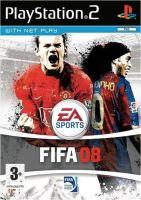 PS2 FIFA 08 2008 (CZ)
