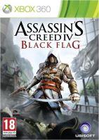 Xbox 360 Assassins Creed 4 Black Flag (bez obalu)