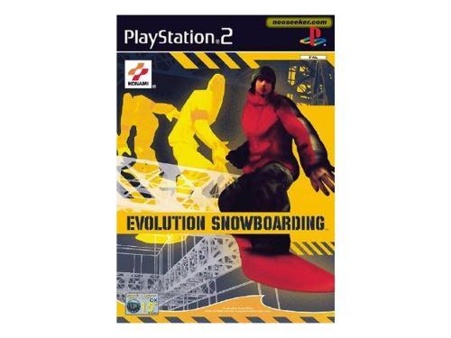 PS2 Evolution Snowboarding