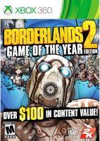 Xbox 360 Borderlands 2 GOTY