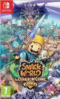 Nintendo Switch Snack World: The Dungeon Crawl