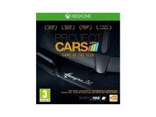Xbox One Project Cars: GOTY (Edícia Hra roku) (nová)