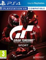 PS4 Gran Turismo: Sport Spec 2 (CZ) (nová)
